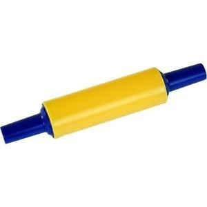 Plastic Rolling Pin - Approx 8cm - Each