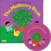 Here we go round The Mulberry Bush Book and CD - Each
