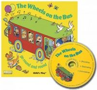 The Wheels on the Bus Book and CD - Each