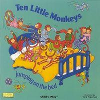 Ten Little Monkeys Big Book - Each