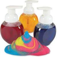 Foam Paint Bottles - 9 x 12.5cm - Pack of 3