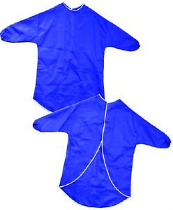 Childrens Play Aprons - Blue - Please Select Size - Each