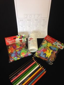 Calendar Making Kit - Makes 10