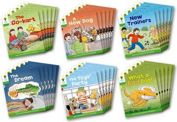 Biff, Chip and Kipper Stories Level 2 - Assorted - Class Pack of 36