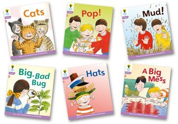 Floppy's Phonics Fiction Level 1+ - Assorted - Pack of 6