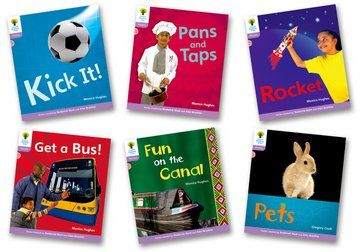 Floppy's Phonics Non-Fiction Stories Level 1+ - Assorted - Pack of 6