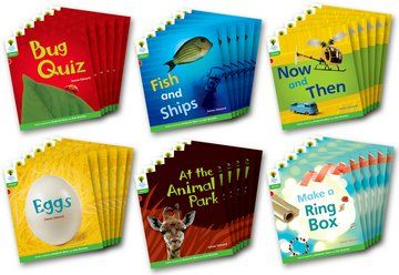 Floppy's Phonics Non-Fiction Stories Level 2 - Assorted - Class Pack of 36