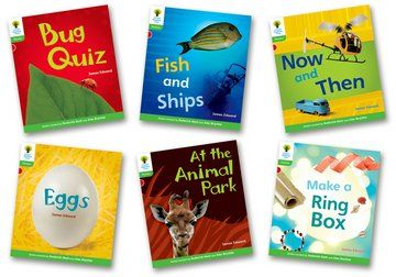Floppy's Phonics Non-Fiction Stories Level 2 - Assorted - Pack of 6