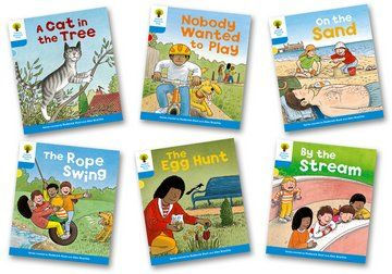 Biff, Chip and Kipper Stories Level 3 - Assorted - Pack of 6
