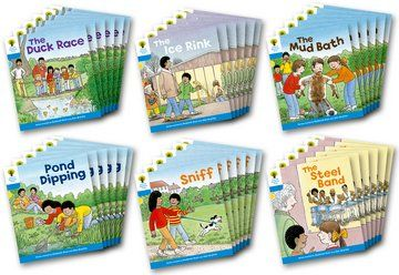 Biff, Chip and Kipper Stories Level 3 - First Sentences - Assorted - Class Pack of 36