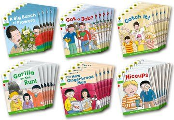 Biff, Chip and Kipper Stories Level 2 - Decode and Develop - More Stories A - Assorted - Class Pack of 36