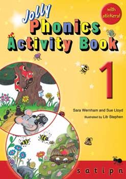 Jolly Phonics Activity Book 1 - Each