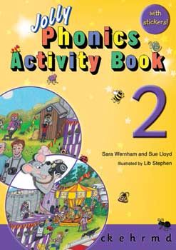 Jolly Phonics Activity Book 2 - Each