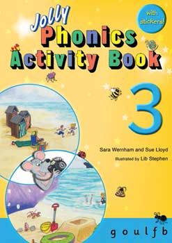 Jolly Phonics Activity Book 3 - Each