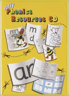 Jolly Phonics Resources C.D - Each