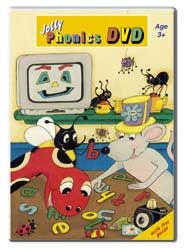 Jolly Phonics DVD - Each