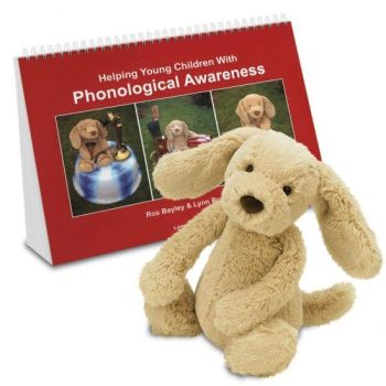 Helping Young Children with Phonological Awareness Book - Each