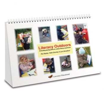 Literacy Outdoors - 50 Exciting Starting Points for Outdoor Literacy Experiences - Each