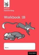 Nelson Handwriting Year 1 Workbook 1B - Pack of 10