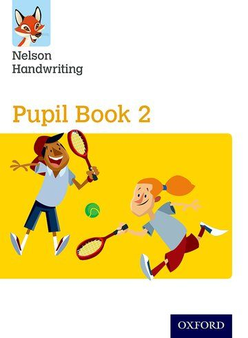 Nelson Handwriting Year 2 Pupils Book - Class Pack of 15