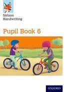 Nelson Handwriting Year 6 Pupils Book - Class Pack of 15