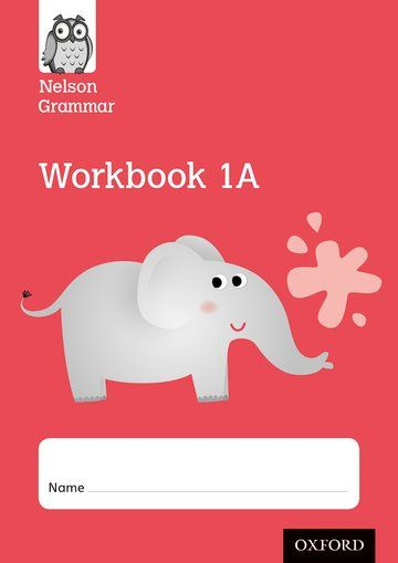 Nelson Grammer Pupils Workbook 1A - Pack of 10