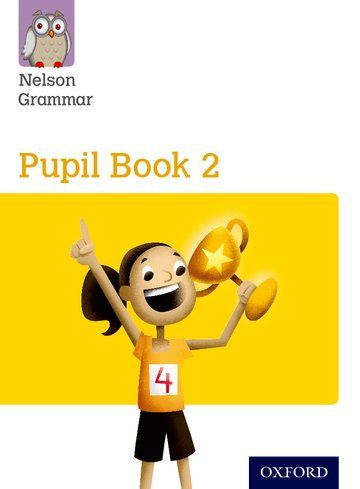 Nelson Grammer Pupils Book 2A Class Pack - Pack of 15