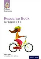 Nelson Grammar Resource Book for Books 5 & 6 - Each