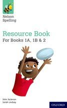 Nelson Spelling Resources and Assessment Book - Book 1 - Each
