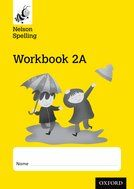 Nelson Spelling Year 2 - Level 2A Workbook - Pack of 10