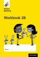 Nelson Spelling Year 2 - Level 2B Workbook - Pack of 10