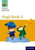 Nelson Spelling Year 2 - Pupils Book 2 Class Pack - Pack of 15