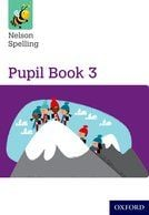 Nelson Spelling Year 3 - Pupils Book 3 Class Pack - Pack of 15