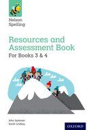 Nelson Spelling Resources and Assessment Book - Book 2 - Each