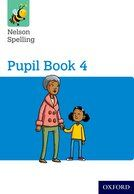 Nelson Spelling Year 4 - Pupils Book 4 - Each