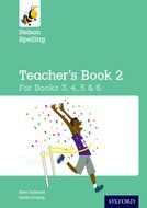 Nelson Spelling Resources Teachers - Book 2 - Each