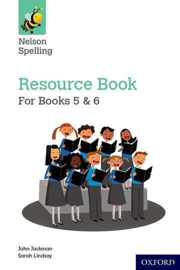 Nelson Spelling Resources and Assessment Book - Book 3 - Each