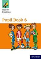 Nelson Spelling Year 6 - Pupils Book 6 Class Pack - Pack of 15
