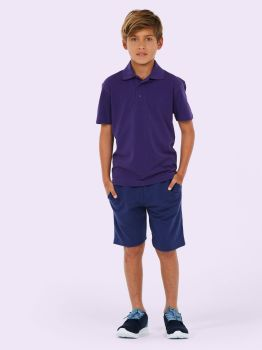 Childs School Logoed Polo Shirt - Please Select Colour & Size - Each