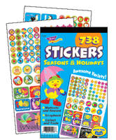 Merit & Reward Stickers & Exercise Books