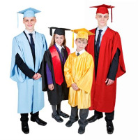 Graduation Attire