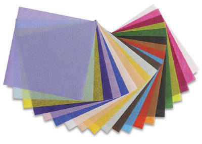 Assorted Tissue Paper - Pack of 480 sheets