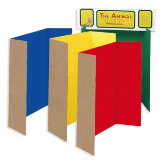 Presentation Boards - Assorted - Pack of 4