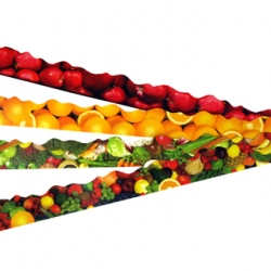 Healthy Eating Trimmers - Assorted - Pack of 4