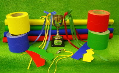 School House Colours Classroom Display Pack