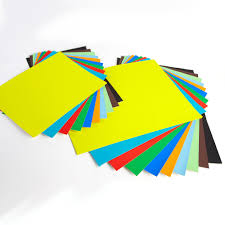 A3+ Educraft Mounting Paper - Assorted - Pack of 100