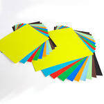 A4+ Educraft Mounting Paper - Assorted - Pack of 100