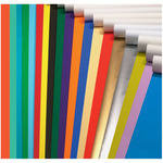 Poster Paper Display Rolls - Please Select Colour - 76cm x 10m - Each