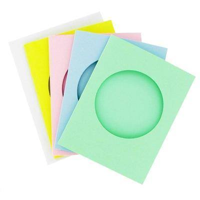 Pastel Greeting Card Blanks - Assorted - Pack of 32