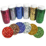 Glitter Shakers - Please Select Colour - 250g - Each